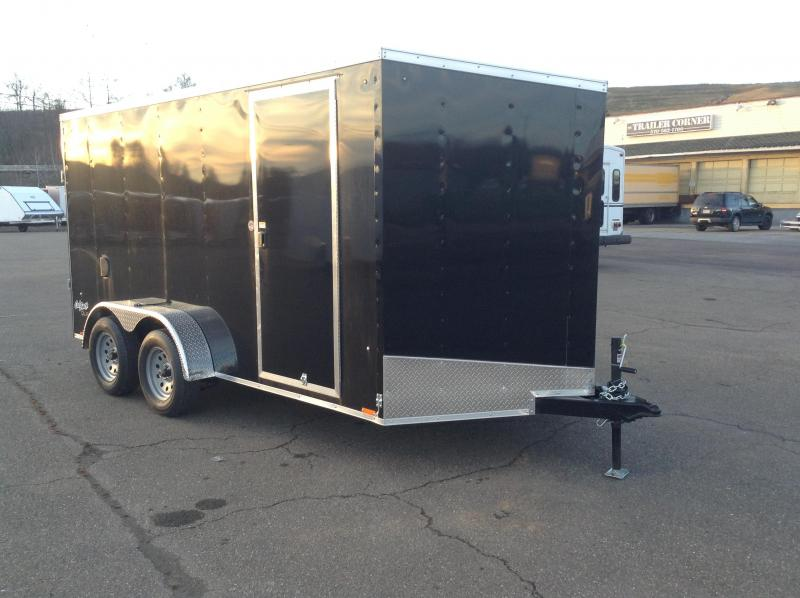 2018 Pace American OB 7X14 6 EXTRA HEIGHT Enclosed Cargo Trailer