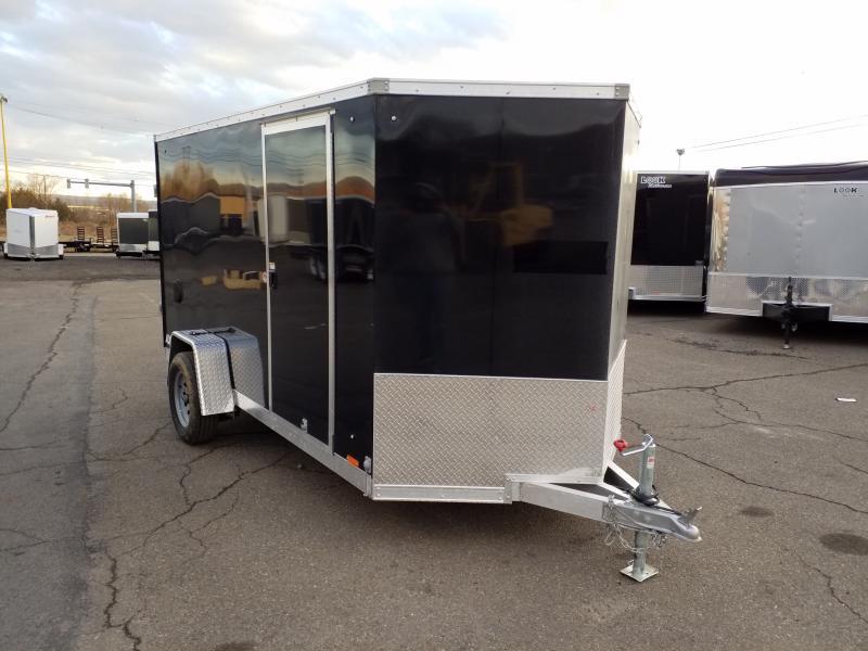 2019 Cargo Express ACW 6X12 ALUMINUM Enclosed Cargo Trailer