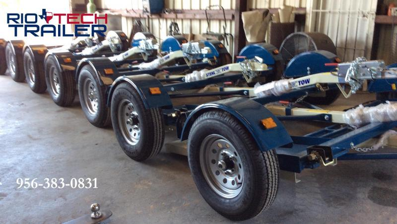 2016 Stehl Tow Dolly - with electric brakes
