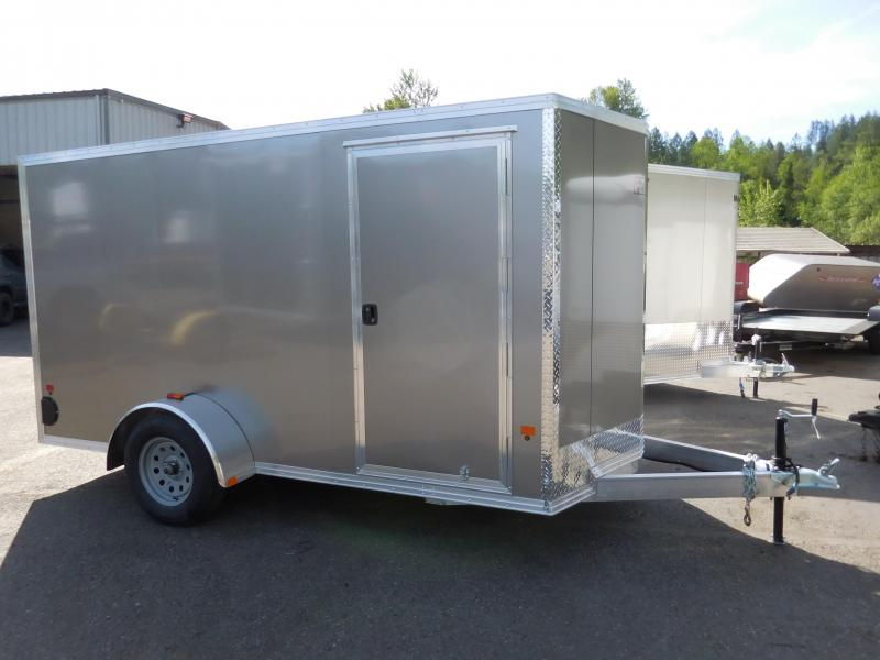 2017 EZ Hauler 7x12 Enclosed Cargo Trailer