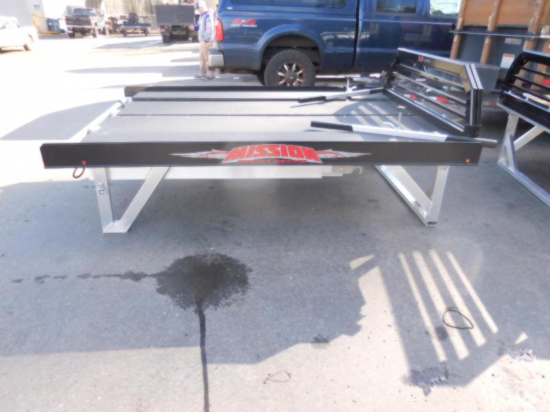 2018 Mission Sled Deck / Sport Deck Truck Bed