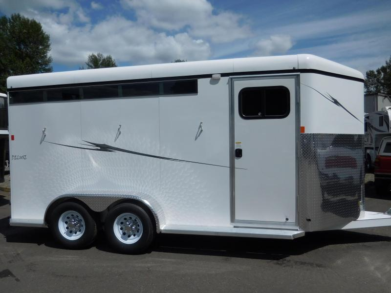2017 Fabform Deluxe 3 Horse Trailer | Trailers NW Horse Trailers ...