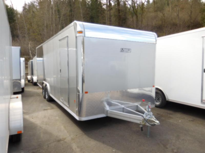 2018 EZ Hauler 8x24 Car Hauler 10K Enclosed Cargo Trailer