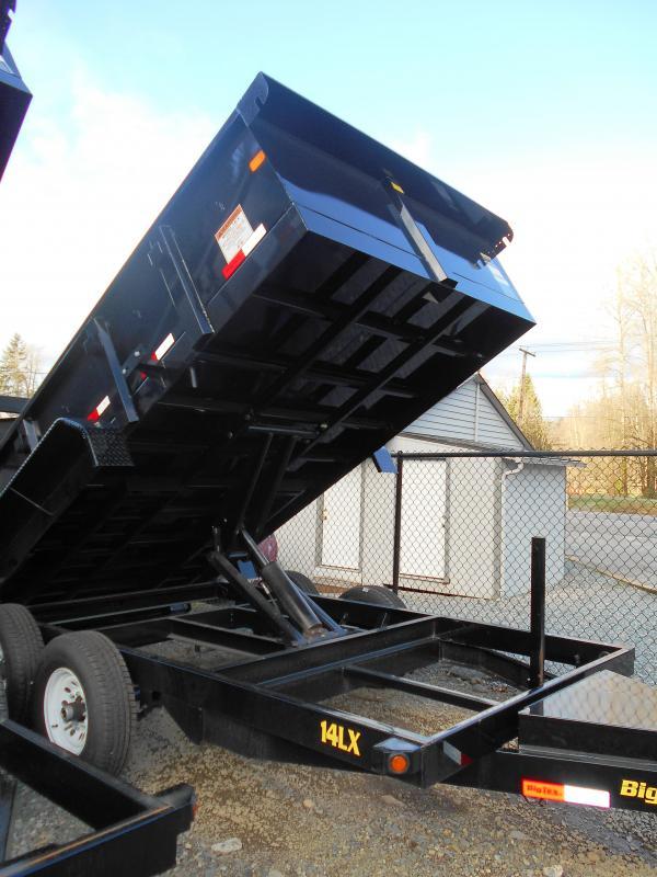 2018 Big Tex 14LX Dump Trailer's!!