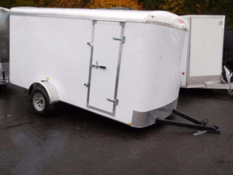 2018 Mirage XPO 6x12 Enclosed Cargo Trailer with Rear Ramp