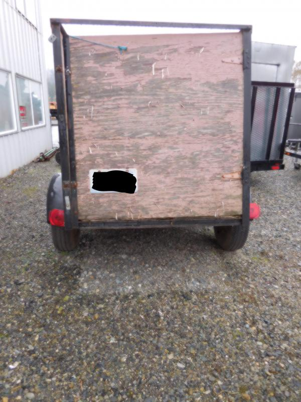 Used 2013 Other 4x6 Utility Trailer