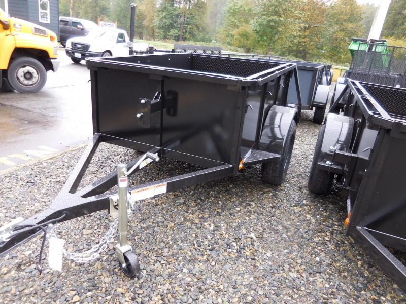 Iron Eagle Voyager Series Utility Landscape Trailer's!!!