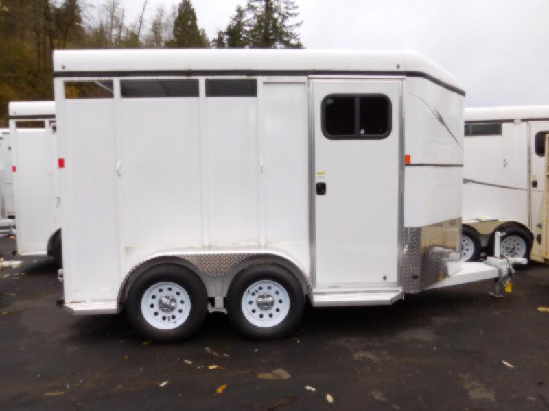 2016 Basic Fabform Vision 2 Horse Trailer | Trailers NW Horse ...