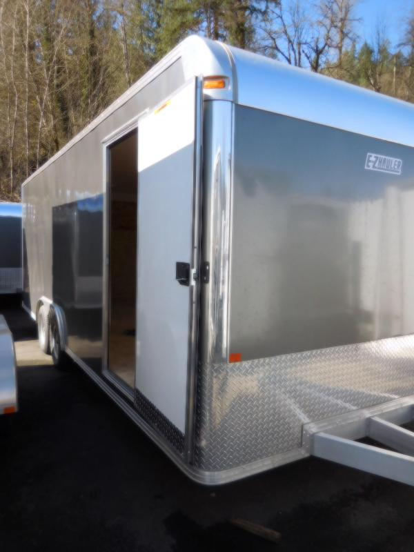 2018 EZ Hauler 8x22 Car Hauler Enclosed Cargo Trailer **PENDING SALE!!**