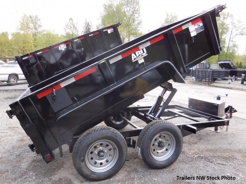 2019 ABU 5x10 Tandem Axle Dump Trailer