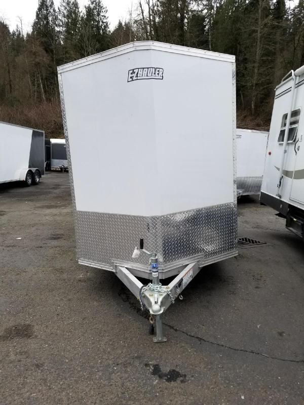 2018 EZ Hauler 6X12 Tandem Axle Enclosed Cargo Trailer