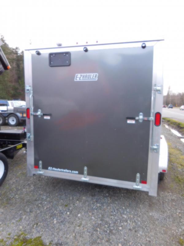 2017 Mission EZ Hauler Standard 7x16 Cargo / Enclosed Trailer