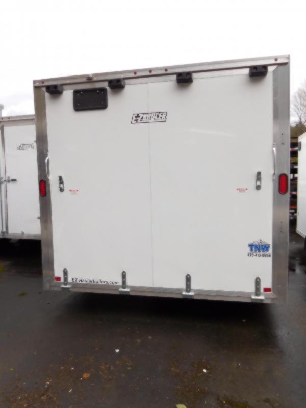 2017 EZ Hauler 8x16 Cargo / Enclosed Trailer