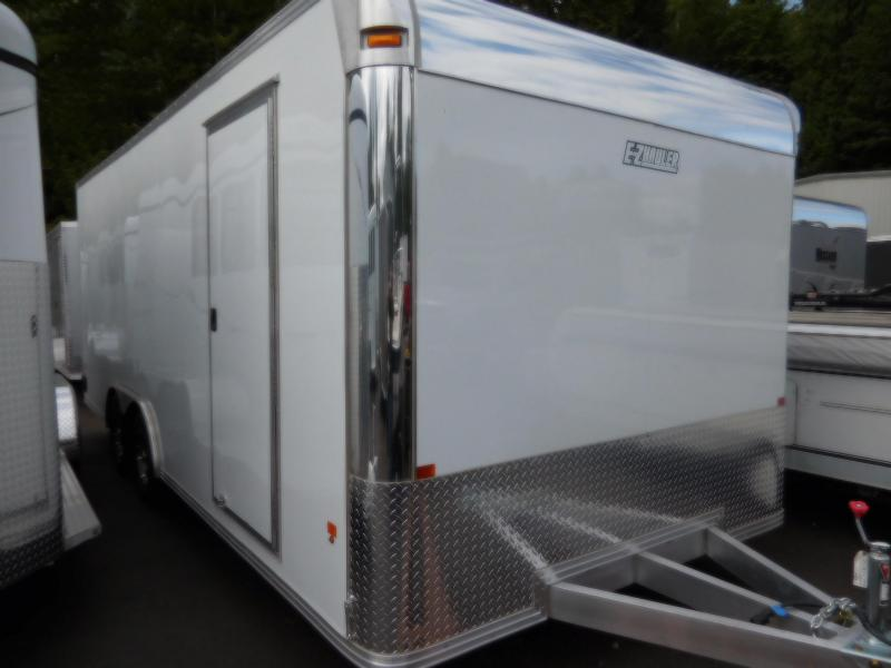 2017 EZ Hauler 8x16 Cargo Enclosed Trailer