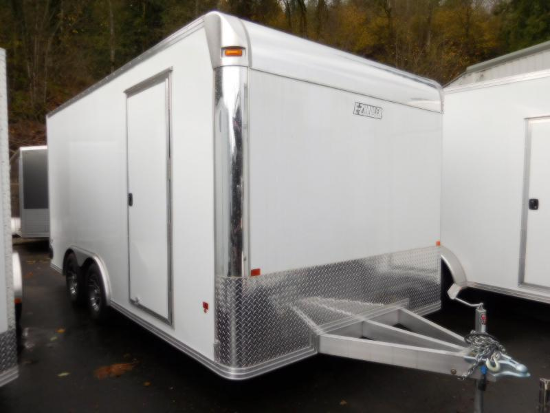 2017 EZ-hauler 8x16 Cargo / Enclosed Trailer