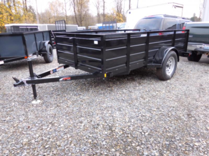 2017 Mirage 5x10 Utility Trailer with Rear Landscape Ramp
