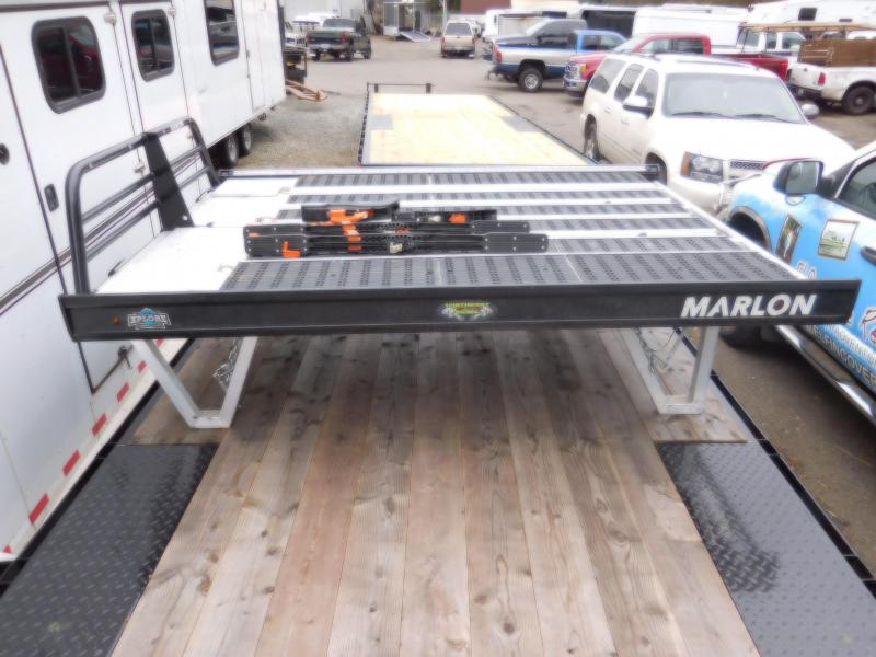 Used 2015 Marlon Sled Deck / Sport Deck Truck Bed