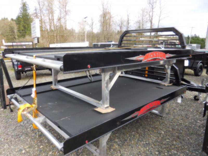 2017 Mission Sled Deck / Sport Deck Truck Bed