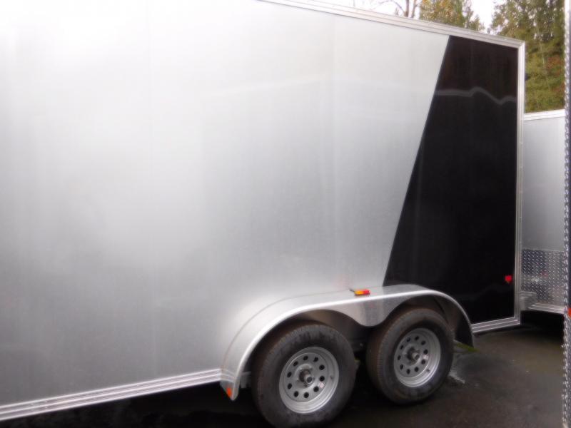 2018 EZ-Hauler 7x14 Cargo / Enclosed Trailer