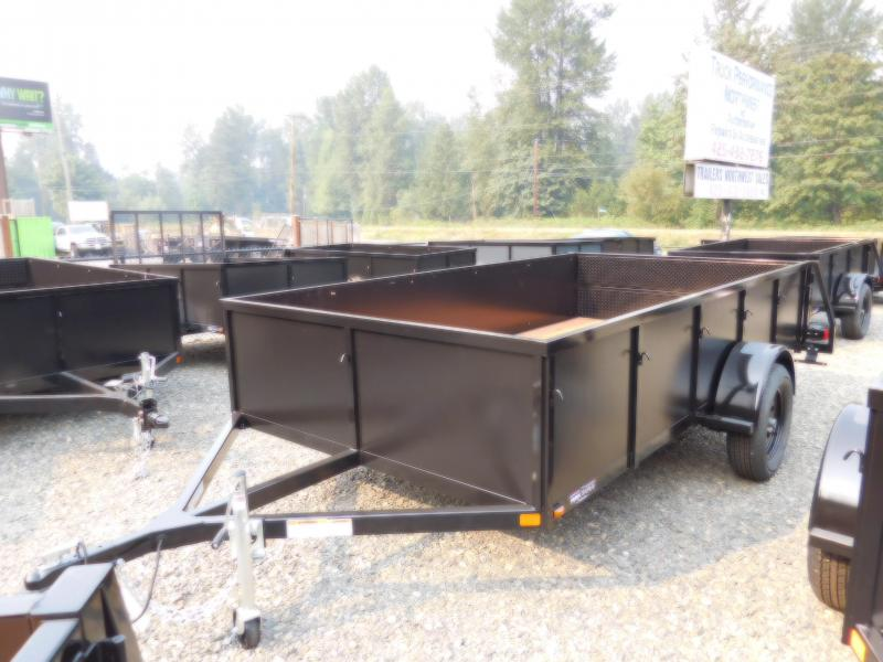 2018 Iron Eagle 6.5x12x2 Voyager Series Utility Trailer | Trailers ...