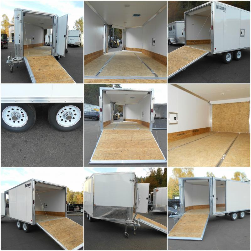 2017 Mission snowmobile Snowmobile Trailer