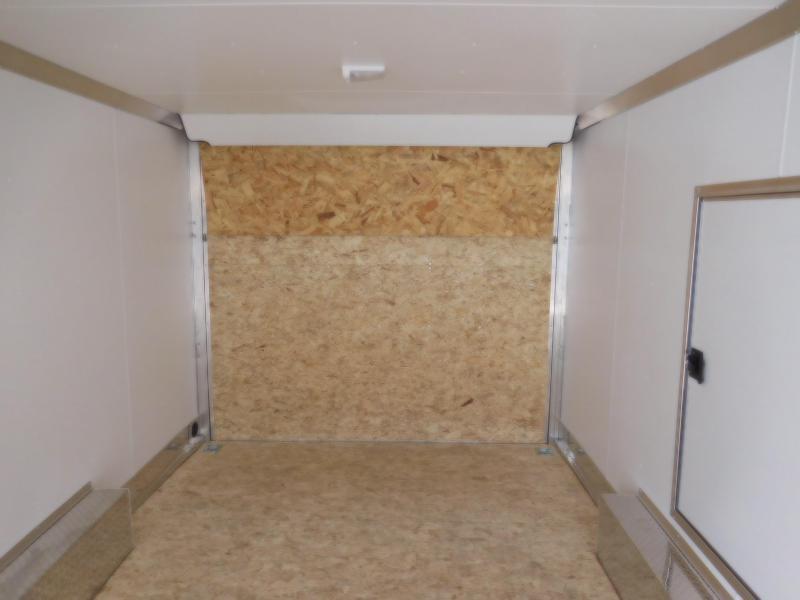 2018 EZ Hauler 8x20 Car Hauler Enclosed Cargo Trailer