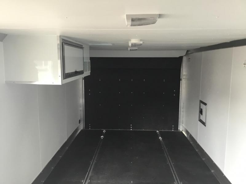 2018 Mission MES 101x16 Snowmobile Trailer
