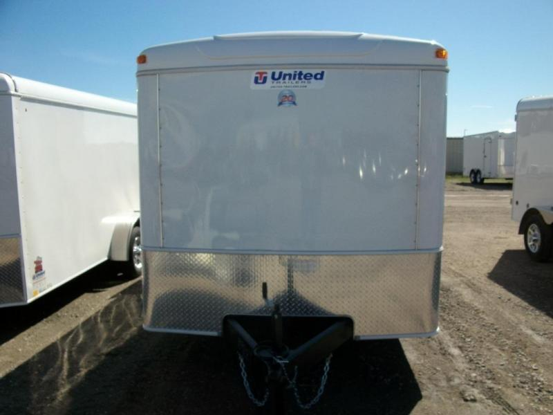 2018 United Trailers U Series Enclosed Cargo Trailer