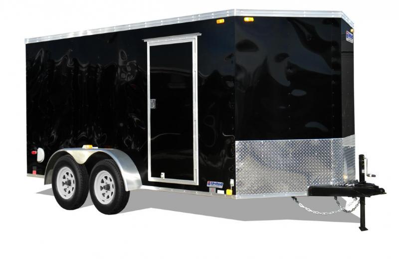 2018 United Trailers XLV Series Enclosed Cargo Trailer