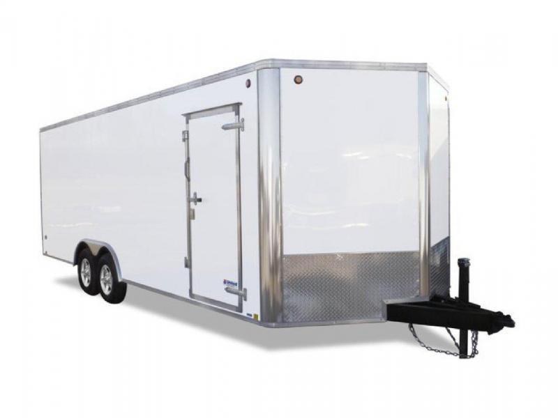 2018 United Trailers UXT Series Enclosed Cargo Trailer
