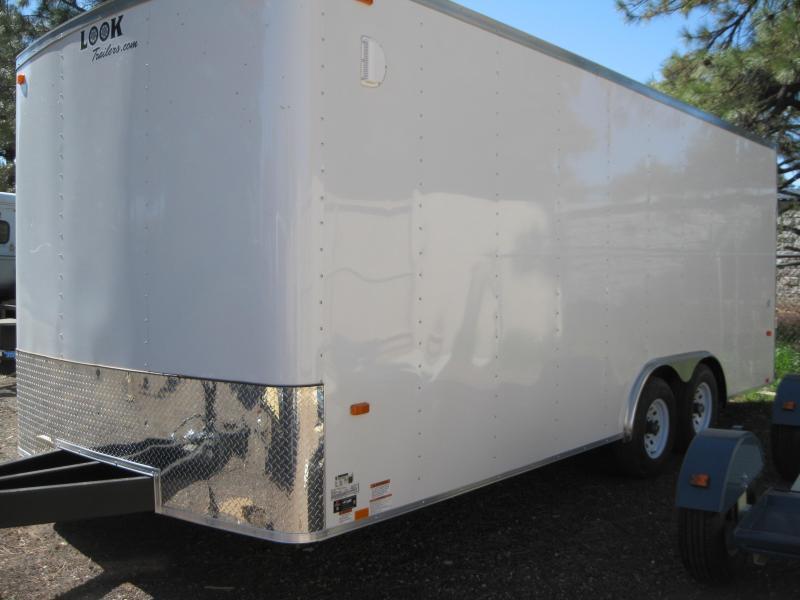 8.5 X 20 Outback Cargo / Enclosed 10K GVW