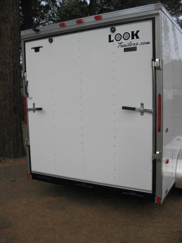 7X16 ST Cargo Enclosed Cargo