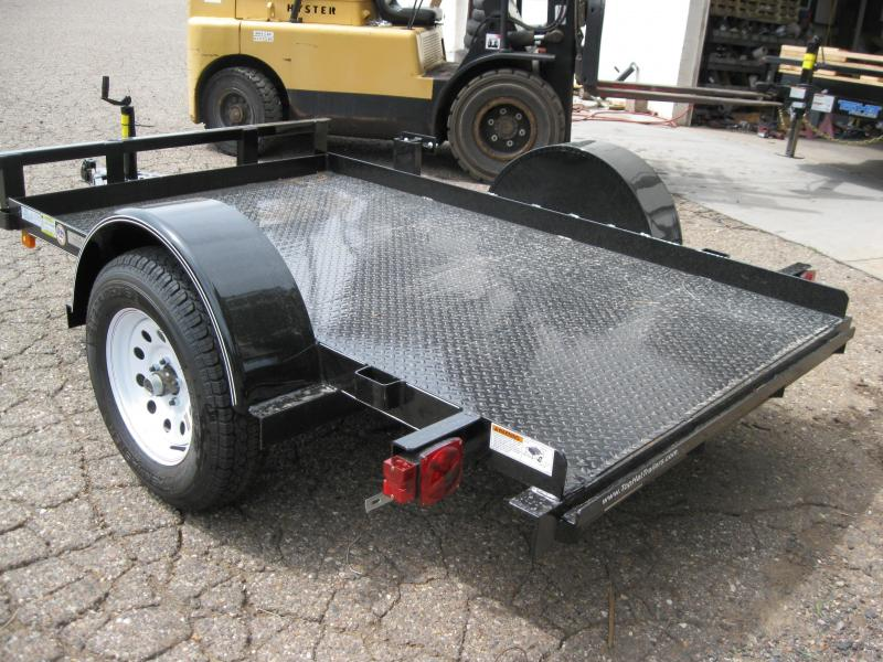 welding machine trailer