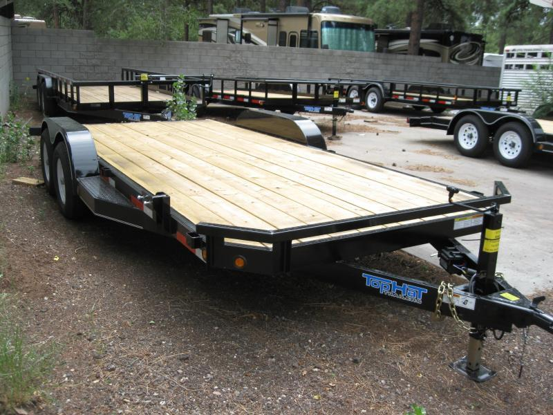 82X18 Carhauler / Racing Trailer 10000# GVW
