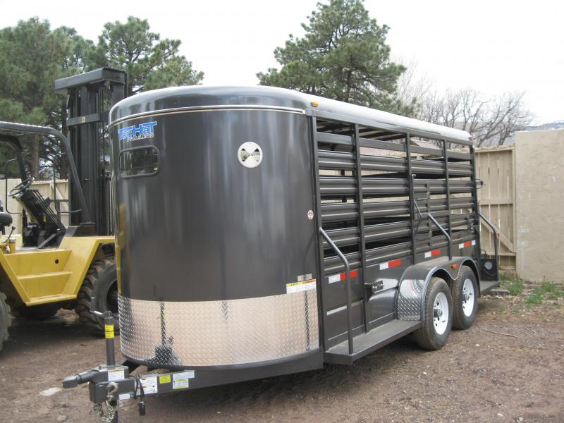 6 X 16 Brahama Livestock Trailer