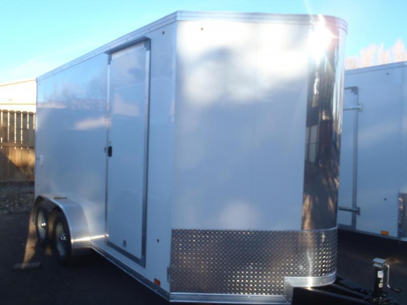 7X14 Vision Enclosed Cargo / Enclosed Trailer