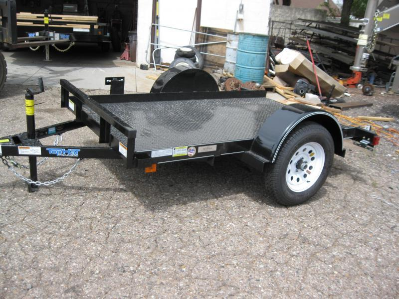 5X10 Flatbed Welding Machine Steel Deck