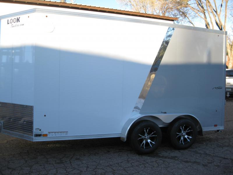 7X14 Vision Enclosed Cargo / Enclosed Trailer