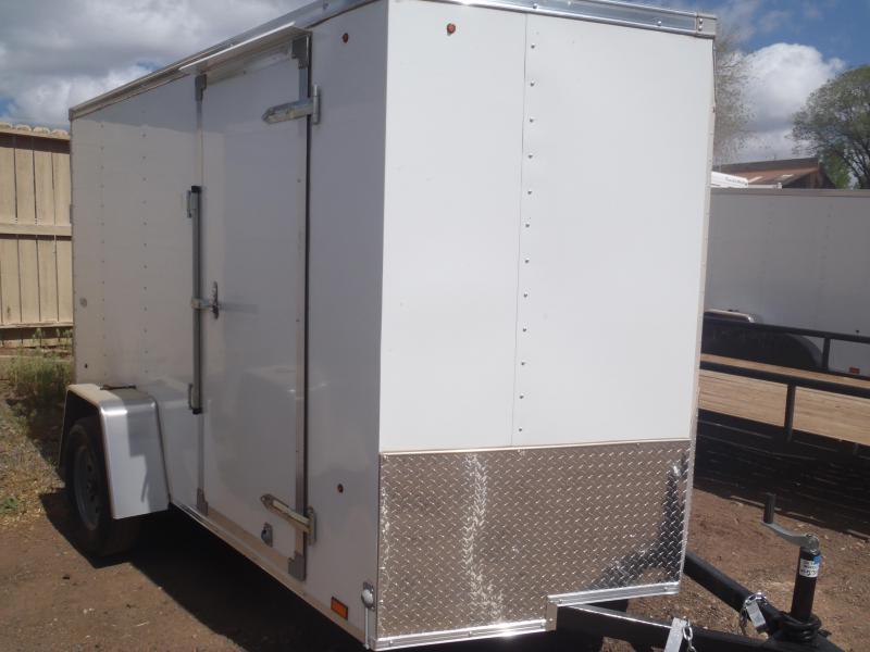 6x10 SA ST Cargo / Enclosed Trailer
