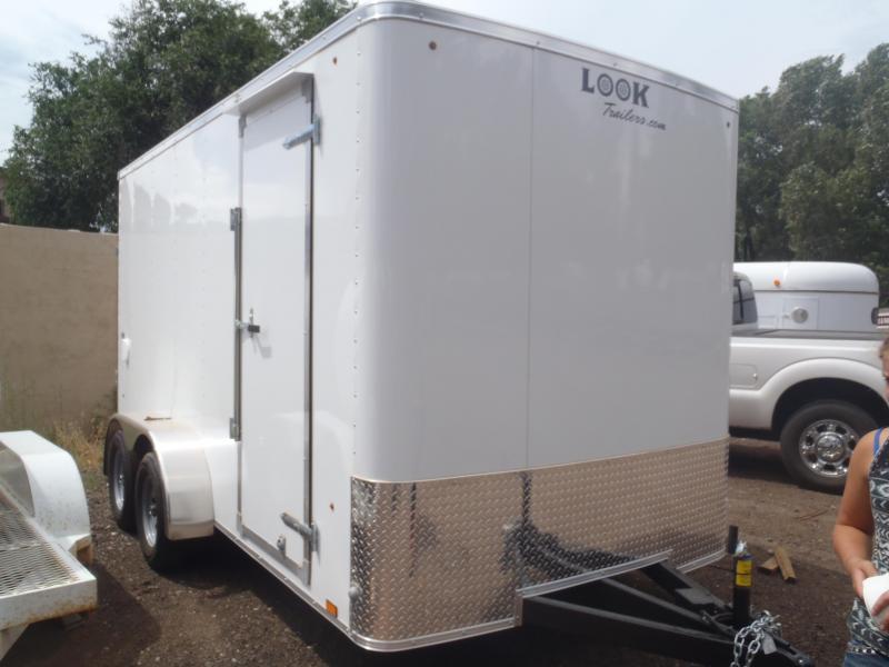 7X14 Cargo Enclosed Cargo / Enclosed Trailer