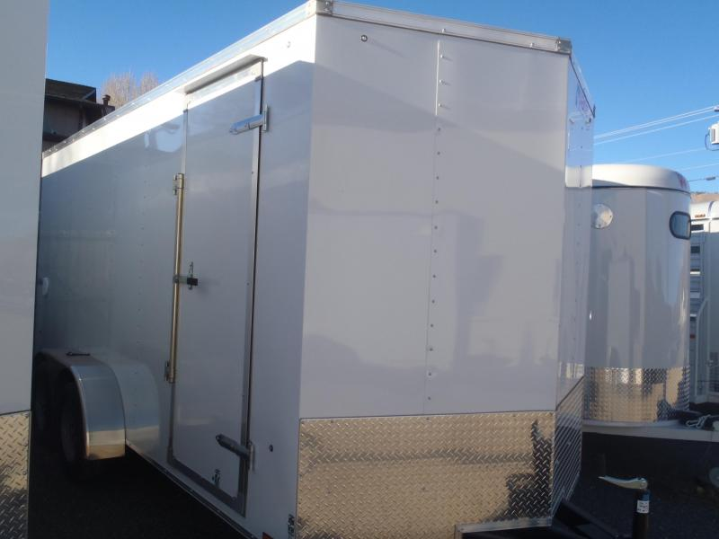 7X16 Outback Cargo Enclosed Cargo