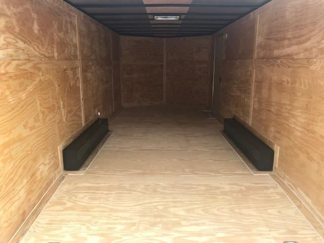 2018 Diamond Cargo 8.5x20ft Cargo Trailer