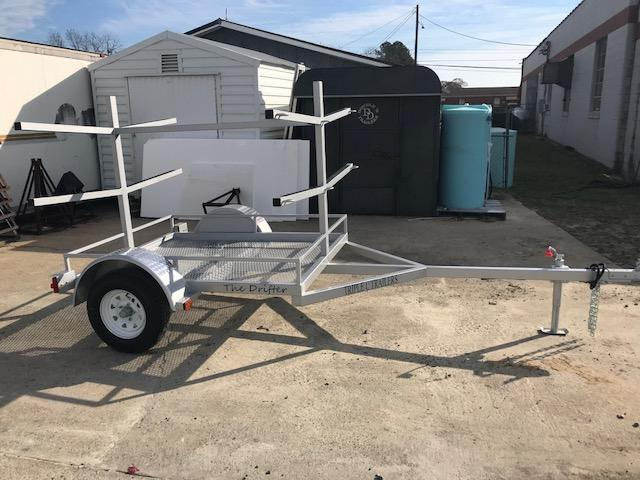 2019 Triple C Kayak Trailer The Drifter