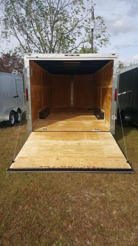 2019 Homesteader Intrepid 8x20 Enclosed Cargo Trailer