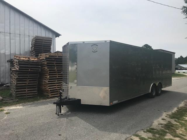 2019 Diamond Cargo 24ft Cargo Trailer