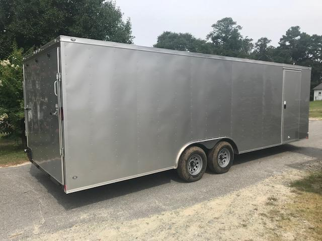 2018 Diamond Cargo 24ft Cargo Trailer