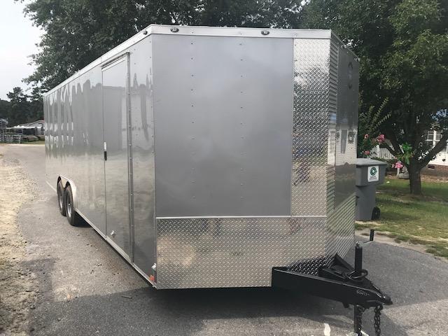 2019 Diamond Cargo 24ft Cargo Trailer