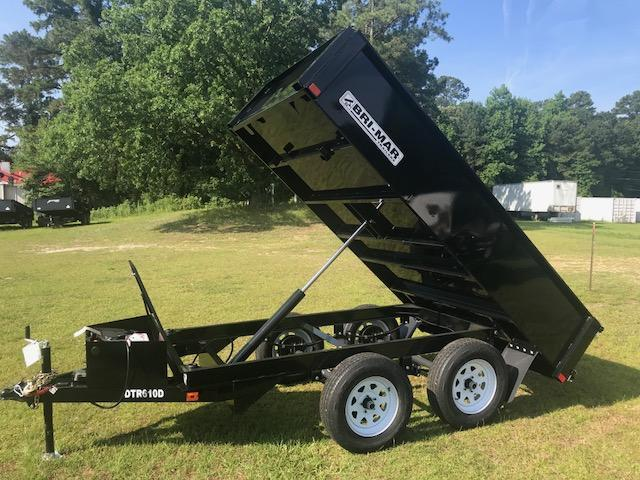 2018 Bri-Mar Dump Trailer