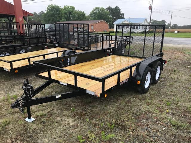 2019 Currahee LD612 Utility Trailer