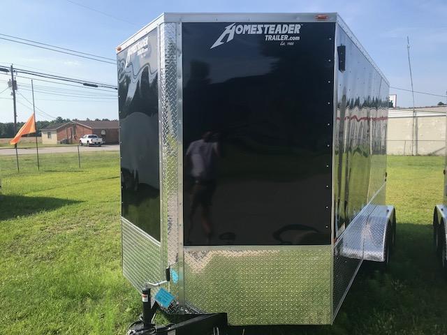 2018 Homesteader Tandem 7x14 UTV Cargo Trailer